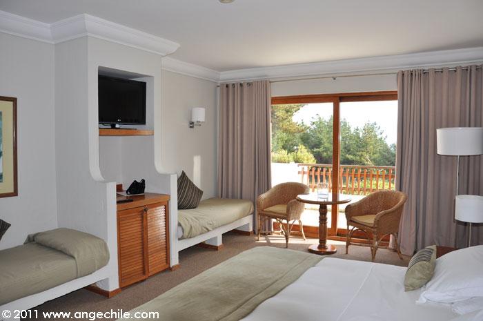 Habitación del Hotel Marbella Resort en Chile