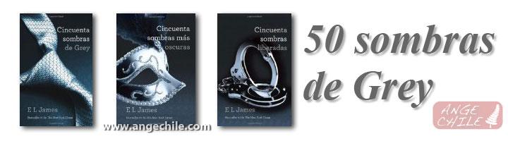 El libro Cincuenta sombras de Grey