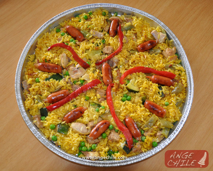 Paella - Comida Española