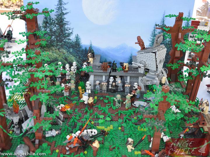 La Batalla de Endor Lego Star Wars