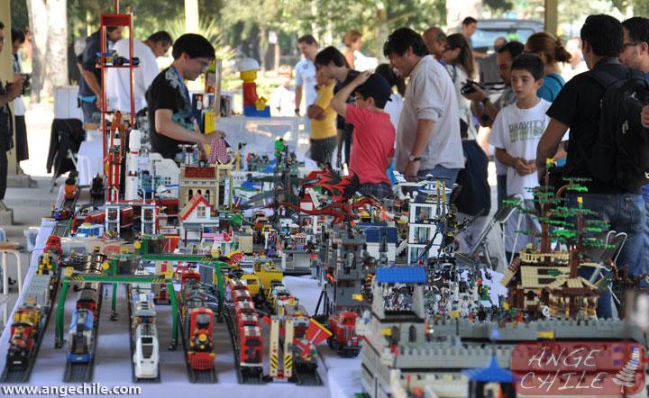 Lego Brick Fest 2013 Santiago Chile