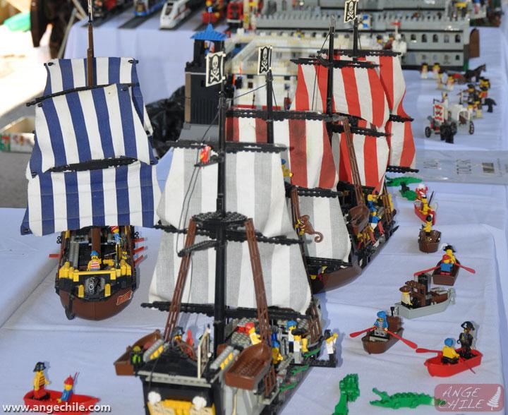 Barcos de Piratas Lego