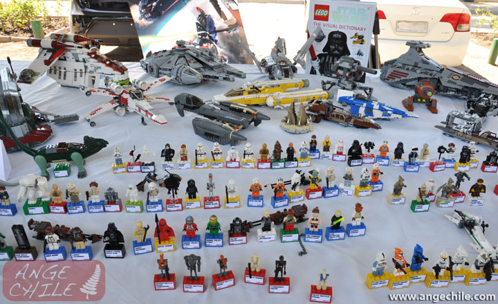 Colección de Figuras Star Wars Lego